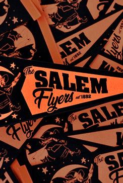 Salem Flyers College Pennant