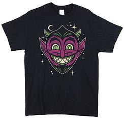 Halloween Hooligan Devil T-Shirt