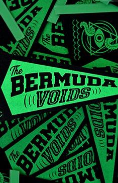Bermuda Voids College Pennant