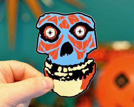 WOAH-bey Sticker