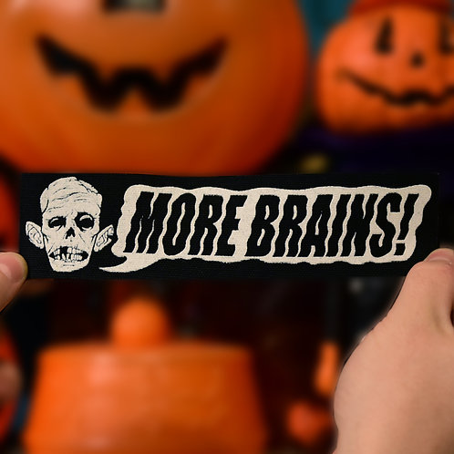 More Brains Canvas Patch