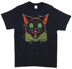 Halloween Hooligan Cat T-Shirt