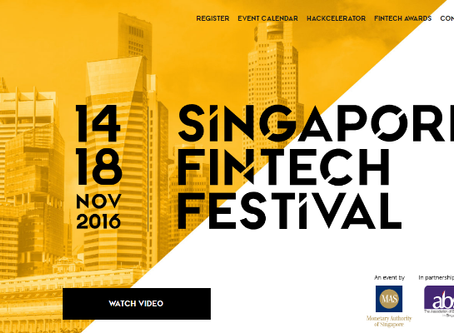 Lillii RNB Inc. Selected for the Singapore Fintech Festival