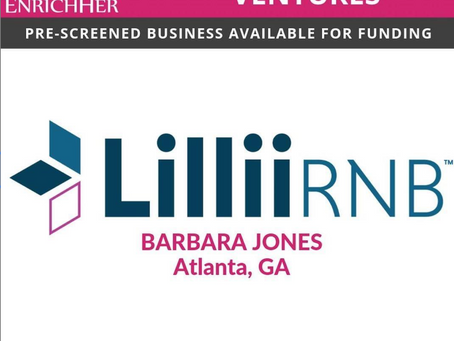 iEnrichHer Funds Lillii RNB!!