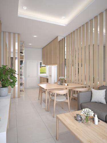 White Oak Interior I
