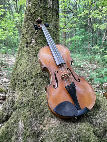 Sophie Hinson's violin - Simon Bruneau