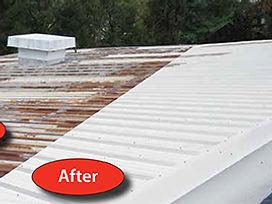 Roof Coatings - Burnett Roofing
