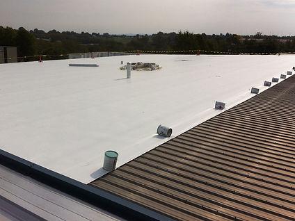 Metal Roof Retrofit - Burnett Roofing