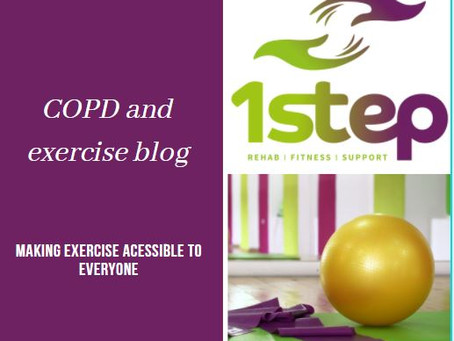 How exercise can help ease the symptoms of COPD