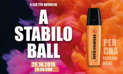 Sticker Stabilo Ball