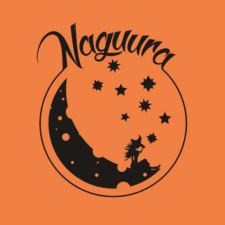 Naguura Halloween Logo black on orange bg.png