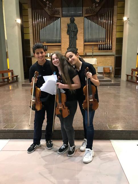 Concertino Giovani Ostinati 10/06/2021