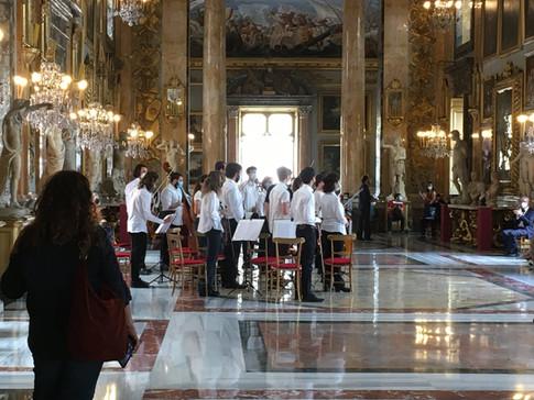 Concerto a Palazzo Colonna 05/06/2021