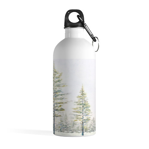 Sample Art Stainless Steel Water Bottle