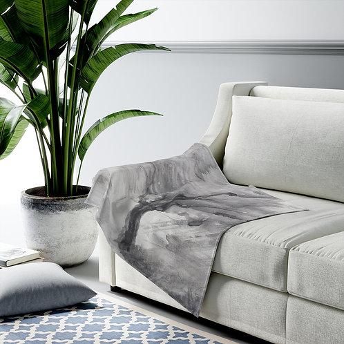 Sample Art Plush Blanket