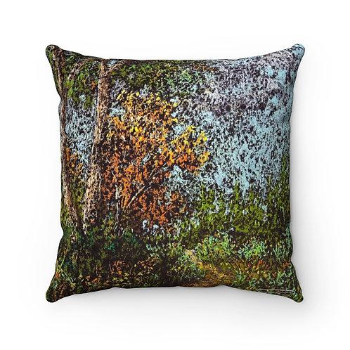 Sample Art Accent Pillow