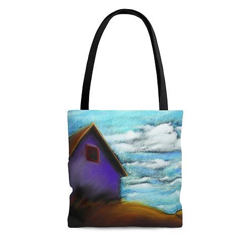 Sample Art Tote Bag