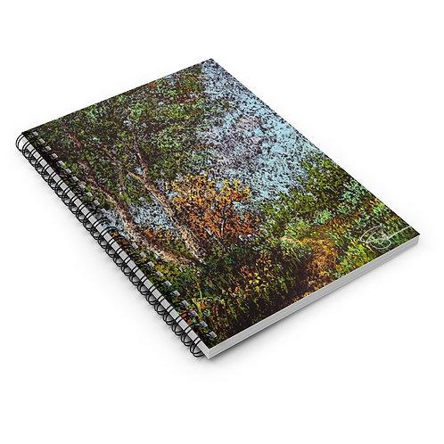 Copy of Sample Art Spiral Notebook