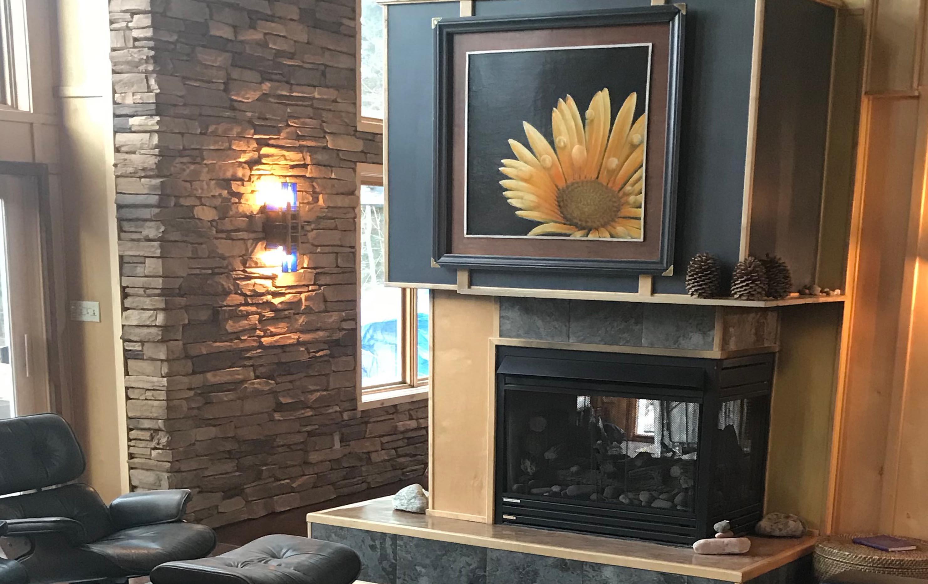 Bark Point Scott Sample Art room
