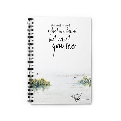 Sample Art: Live Inspired Journal