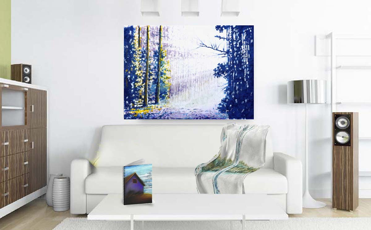 Scott Sample Art room  9