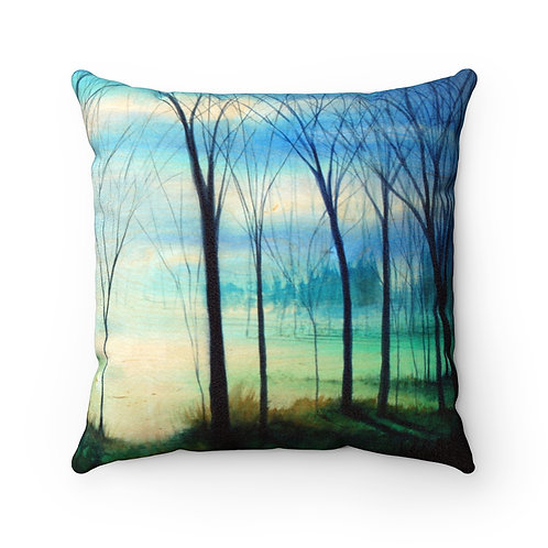 Sample Art Accent Pillow