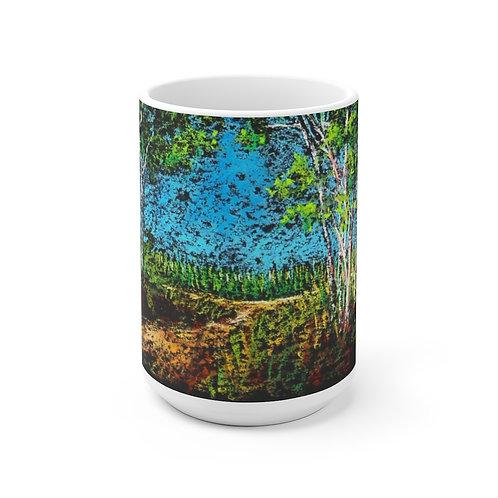 Sample Art Ceramic Mug
