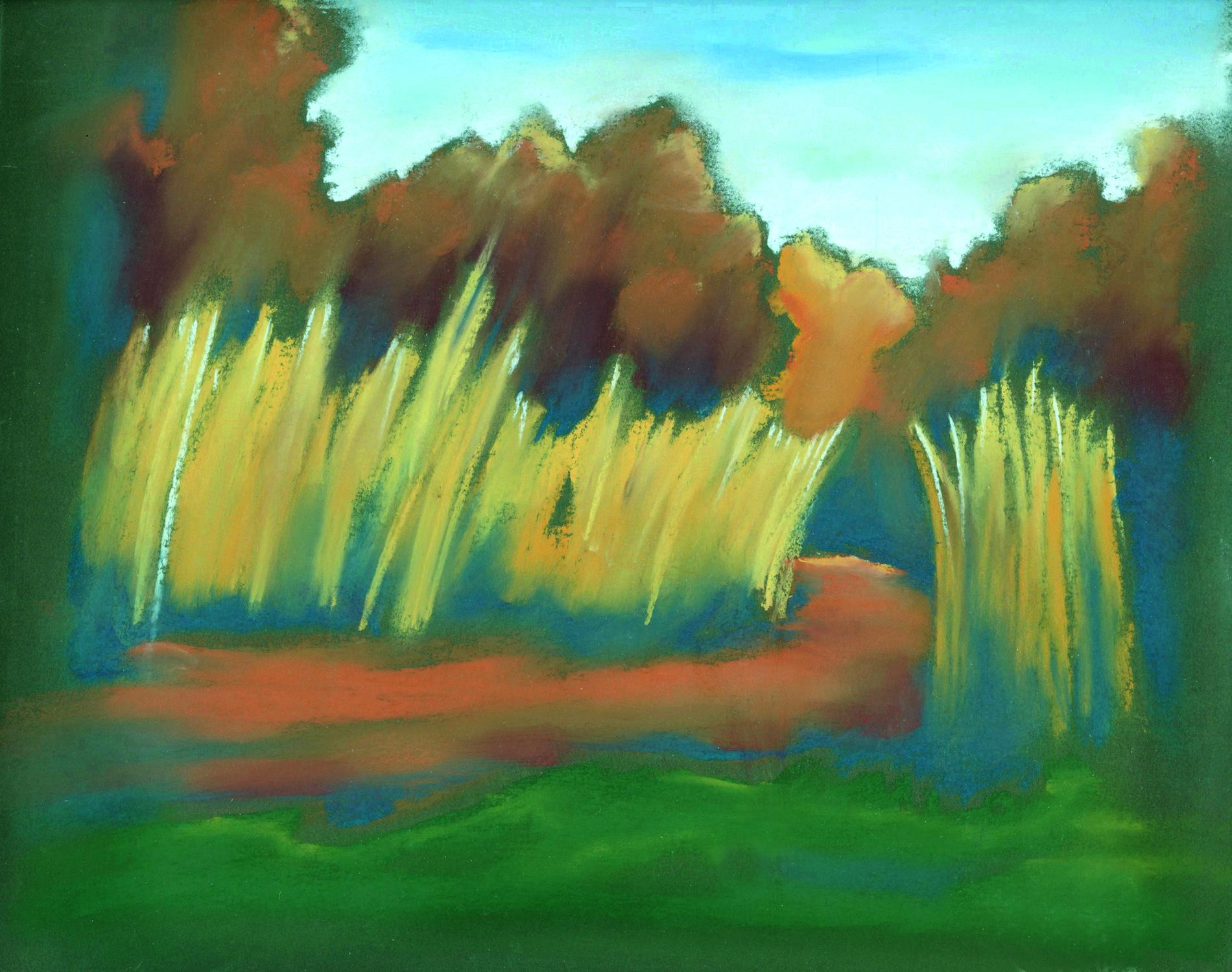 Grass Land : Autumn Impressions