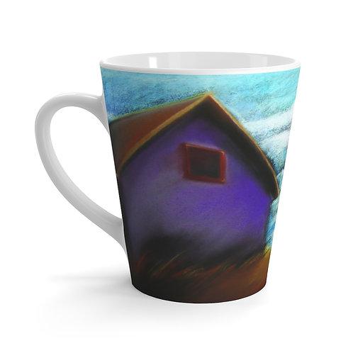 Sample Art Latte Mug