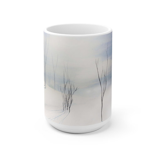 Sample Art Ceramic Mug