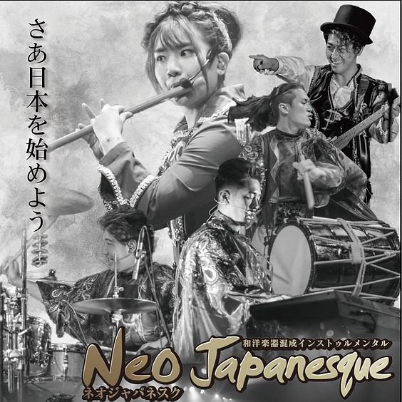 【中止】NeoJapanesque SUPER LIVE 今昔の名曲