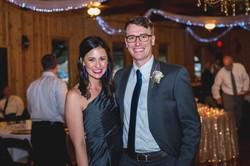 Courtney and Levi Garrison