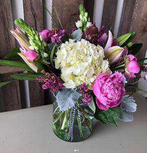 Valentines Day flowers OKC blog