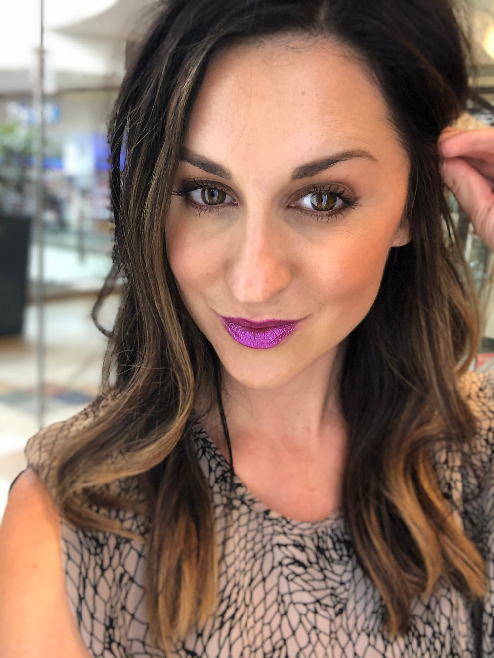 OKC makeup artist beauty blogger courtney garrison