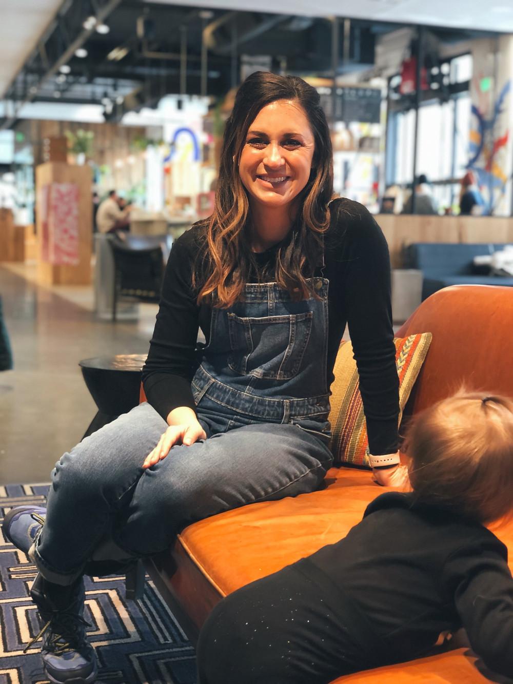 Oklahoma Blogger Courtney Garrison Mom blog