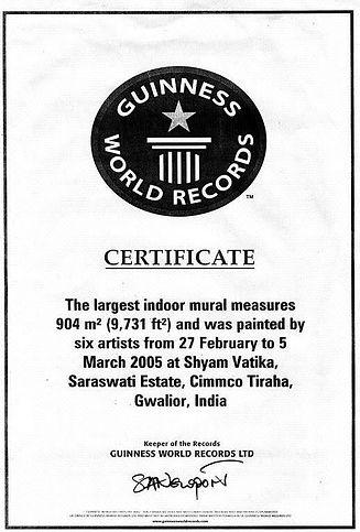 Shyam Vatika Guinness World Record.jpg