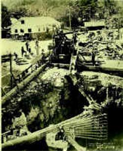 BMB Historic Constructing Anchorage