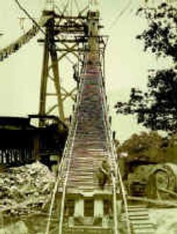 BMB Historic Constructing Tower & Cables 2