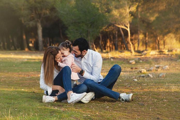 Sesiones de familia en Granada. Alba Castillo Photography