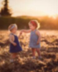 Fotografía infantil Granada Alba Castill