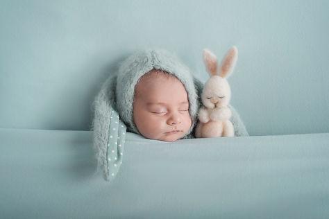 Sesiones de recién nacido en Granada. Al