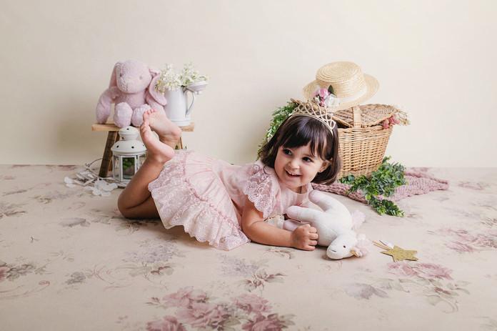 Fotografía infantil en Granada