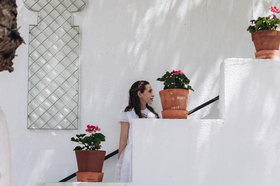 Fotos de comunión en Granada. Alba Castillo Photography