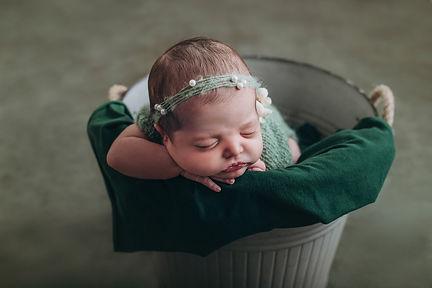 Newborn fotografía granada