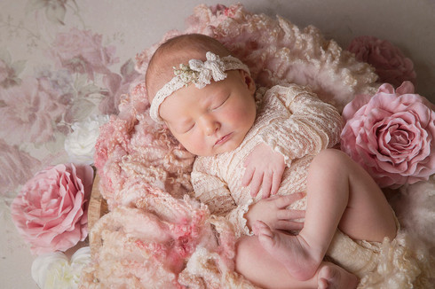 Sesiones Newborn en Granada
