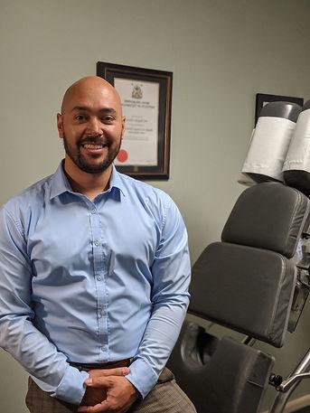 Dr Julian Rattue Chiropractor