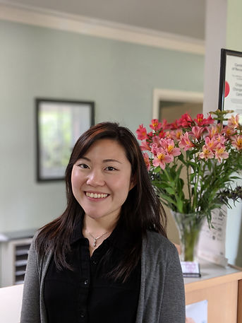 Joan Yong Receptionist