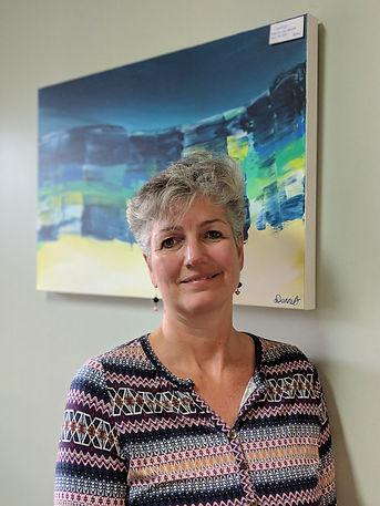 Marijse Bogaard Receptionist