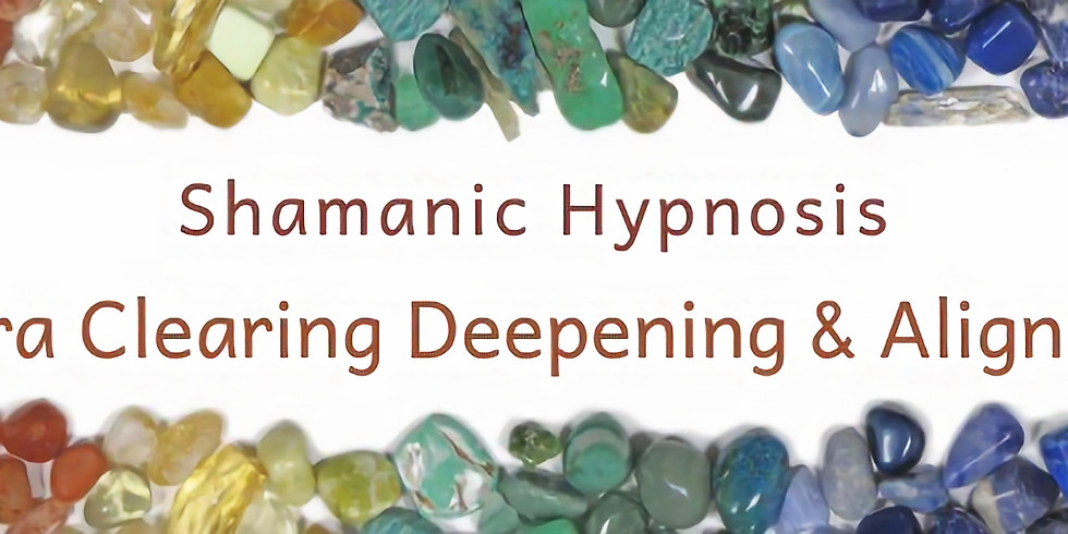 Chakra Clearing Deepening & Alignment